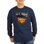 Rat Rod Long Sleeve Dark T-Shirt