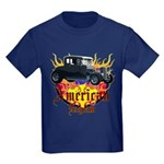 Rat Rod Kids Dark T-Shirt