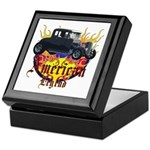 Rat Rod Keepsake Box