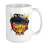Rat Rod Large Mug