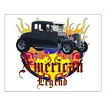 Rat Rod Small Poster