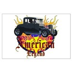 Rat Rod Large Poster