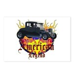 Rat Rod Postcards (Package of 8)