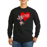 The Love Piggy T
