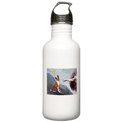 Creation of the Basenji Stainless Water Bottle 1.0
