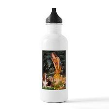 Fairies & Basset Water Bottle