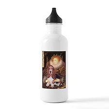 Queen & Basset Water Bottle