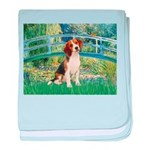 Bridge & Beagle baby blanket