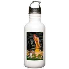 Fairies and Beagle Stainless Water Bottle 1.0L