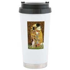 The Kiss & Beagle Ceramic Travel Mug