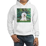 Bridge & Bichon Hooded Sweatshirt