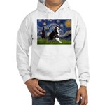 Starry Night Boston Ter Hooded Sweatshirt