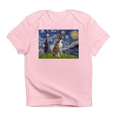 Starry / Boxer Infant T-Shirt