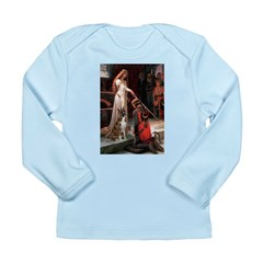 The Accolade & Boxer Long Sleeve Infant T-Shirt