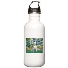 Bridge-BullTerrier (P) Stainless Water Bottle 1.0L