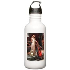 The Accolade Bull Terrier Water Bottle