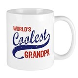 World's Coolest Grandpa Coffee Mug