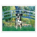 Bridge / Catahoula Leopard Dog Small Poster