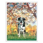 Spring / Catahoula Leopard Dog Small Poster