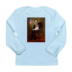 Lincoln's Cavalier Long Sleeve Infant T-Shirt