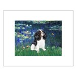 Lilies (5) & Tri Cavalier Small Poster