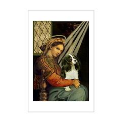 Madonna & Tri Cavalier Posters