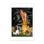 Fairies / Cavalier Mini Poster Print