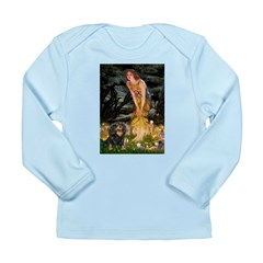 Fairies & Cavalier (BT) Long Sleeve Infant T-Shirt