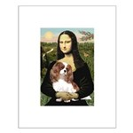 Mona's Cavalier Small Poster