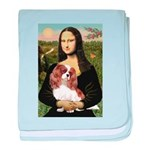 Mona's Cavalier baby blanket