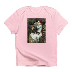 Ophelia & Cavalier (BT) Infant T-Shirt