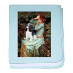 Opohelia & Tri Cavalier baby blanket