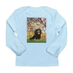 Spring & Cavalier (BT) Long Sleeve Infant T-Shirt