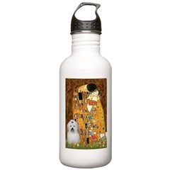 The Kiss / Coton Water Bottle