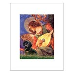 Mandolin Angel & Doxie (BT) Small Poster