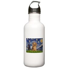 Starry / Doxie (LH-Sable) Water Bottle