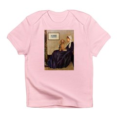 Whistler's /Dachshund(LH-Sabl) Infant T-Shirt