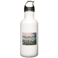 Seine / Dalmatian #1 Stainless Water Bottle 1.0L