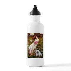 Windflowers / English BD (#9) Water Bottle