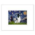 Starry / Eng Springer Small Poster