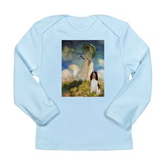 Umbrella / Eng Spring Long Sleeve Infant T-Shirt