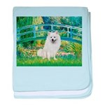 Bridge / Eskimo Spitz #1 baby blanket