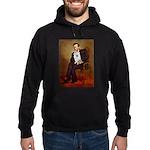 Lincoln / Eskimo Spitz #1 Hoodie (dark)