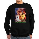 Mandolin / Eskimo Spitz #1 Sweatshirt (dark)