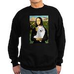 Mona / Eskimo Spitz #1 Sweatshirt (dark)