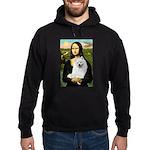 Mona / Eskimo Spitz #1 Hoodie (dark)