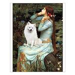 Ophelia / Eskimo Spitz #1 Small Poster
