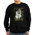 Ophelia / Eskimo Spitz #1 Sweatshirt (dark)