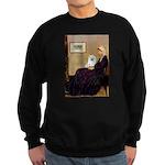 Whistlers / Eskimo Spitz #1 Sweatshirt (dark)