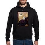 Whistlers / Eskimo Spitz #1 Hoodie (dark)